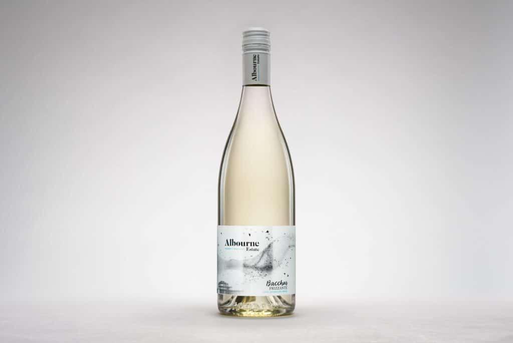 Bacchus Frizzante Bottle