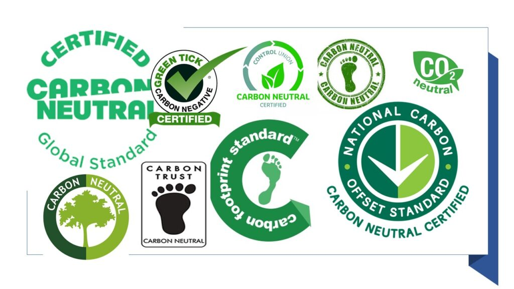 Carbon Neutral Logos