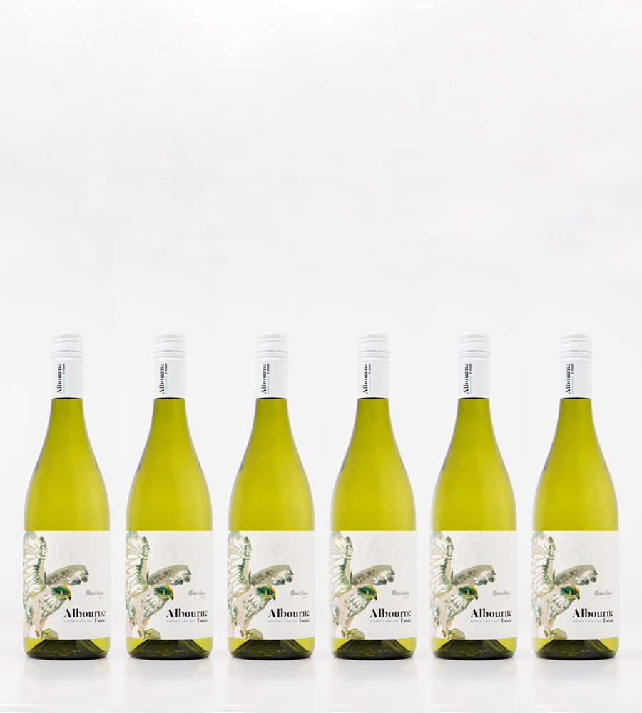 Case offers - English WIne - Bacchus