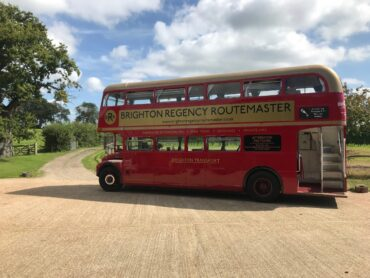 First Brighton Regency Bus Tour