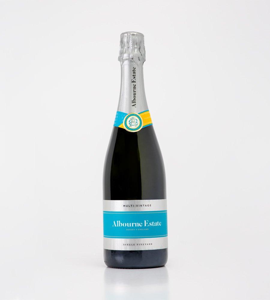 English Sparkling Wine - Non-Vintage - Albourne Estate
