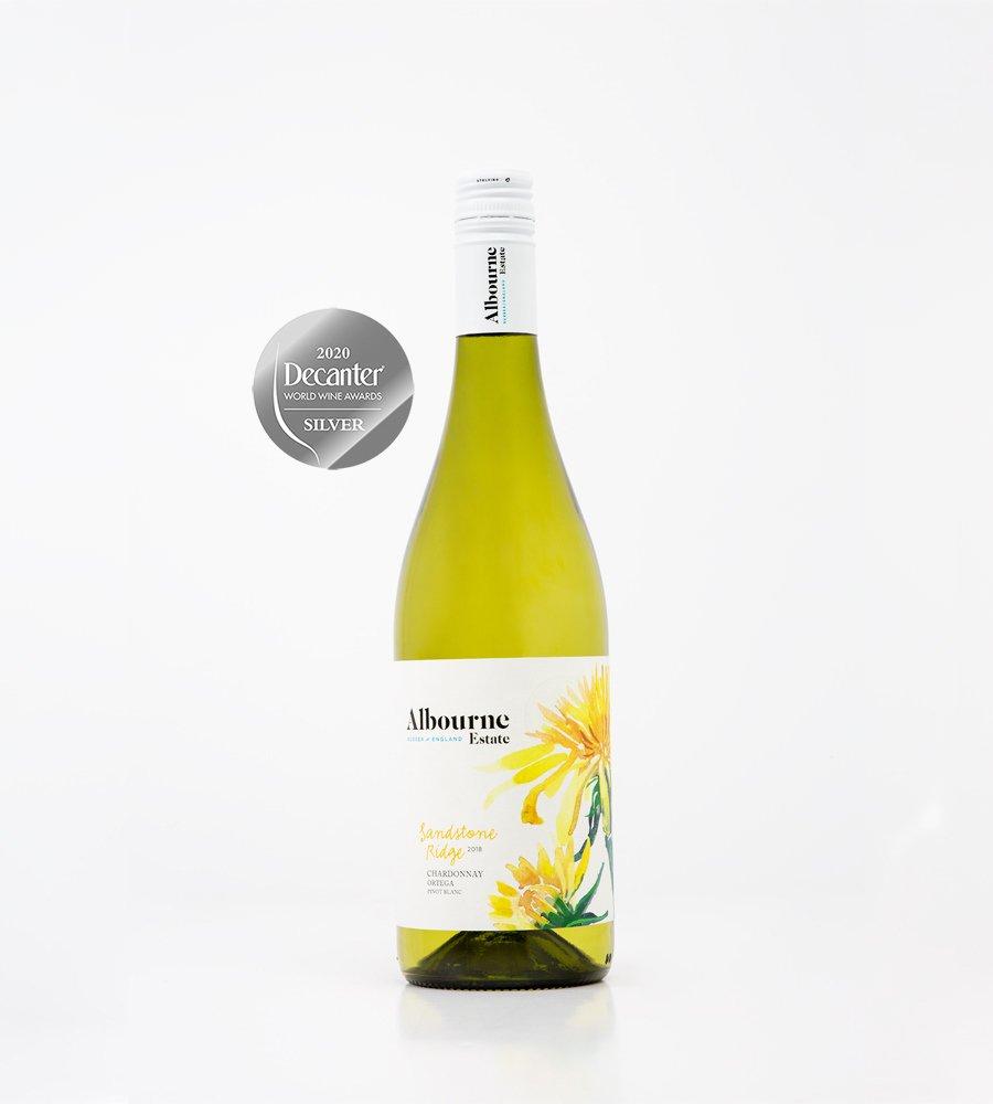 Albourne Estate Sandstone Ridge still white wine