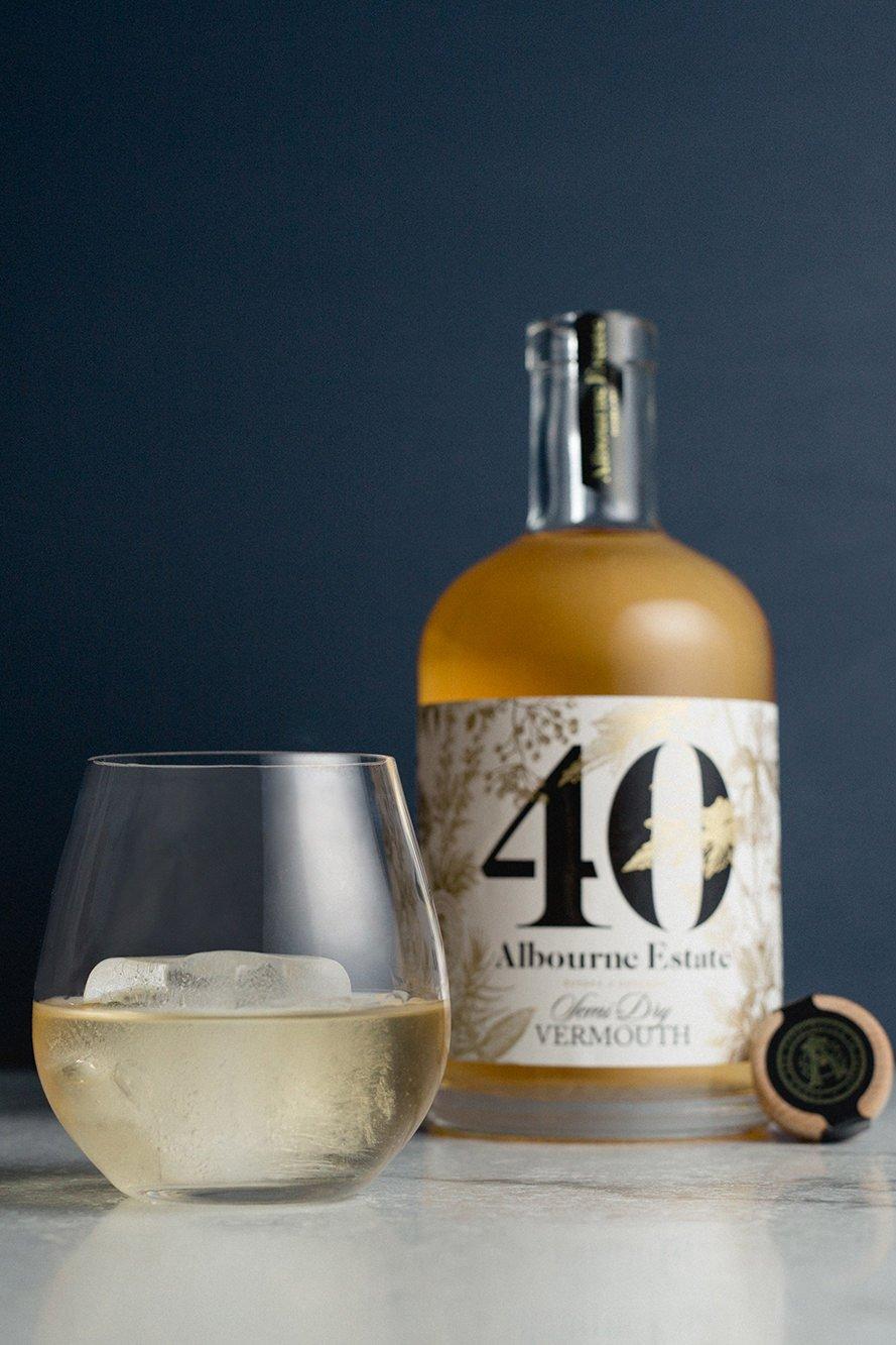 English-Vermouth
