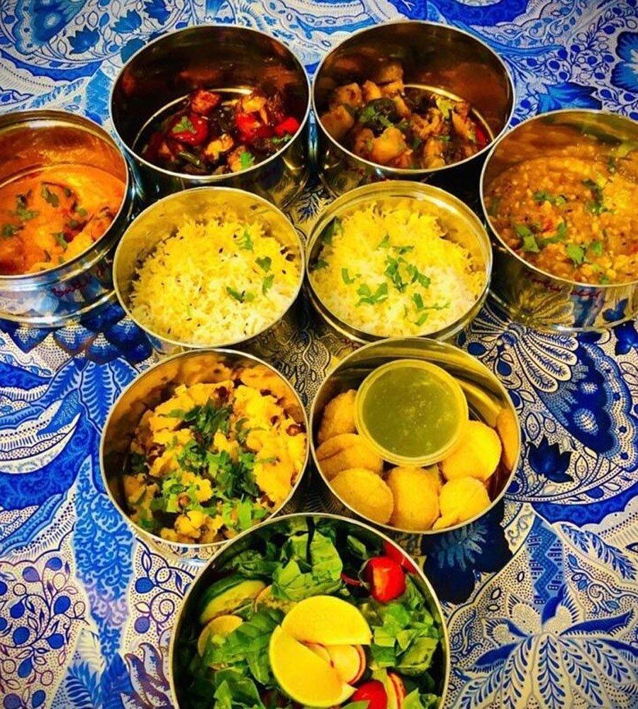 Chilli Shak Curry Night at Albourne Estate