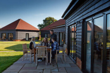 The Old Flower Field Lodges & Camping