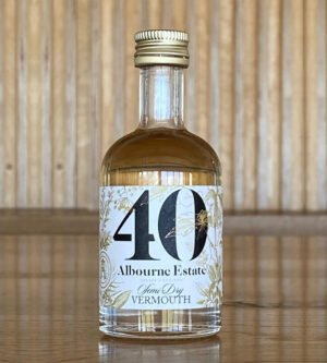 40 Vermouth Minature - 50cl